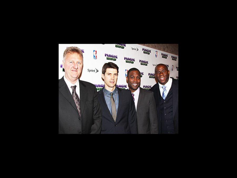 Hoop Dreams Come True! Magic Johnson