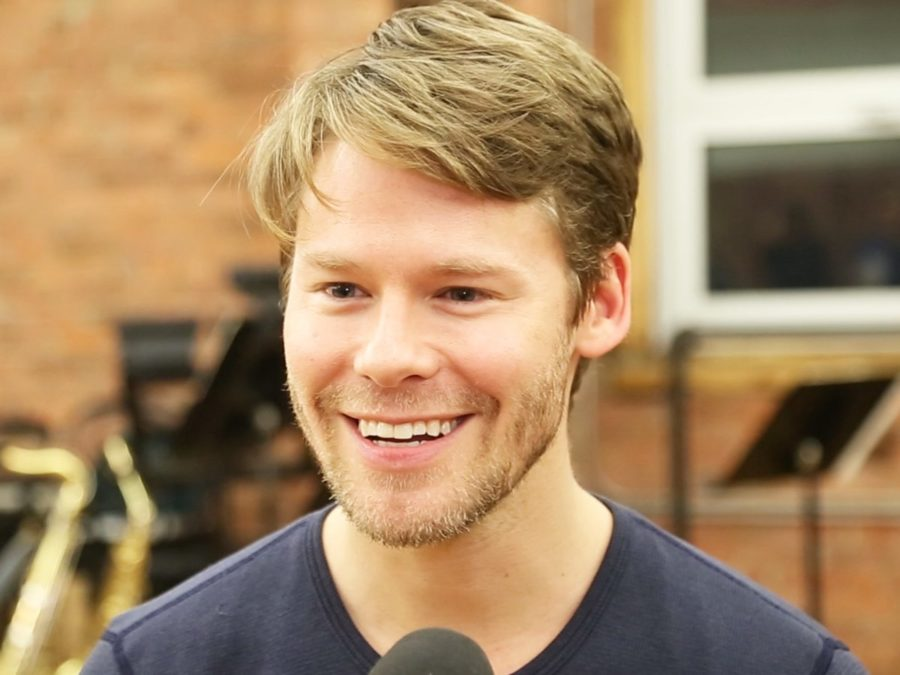 VS - Cabaret Media Day - Randy Harrison