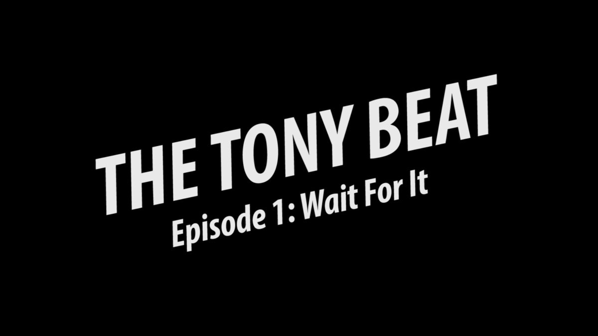 Still - The Tony Beat - Episode 1