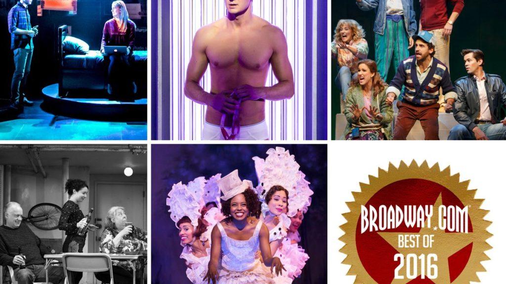 Best Shows - 2016 - Matthew Murphy - Jeremy Daniel - Joan Marcus - Julieta Cervantes