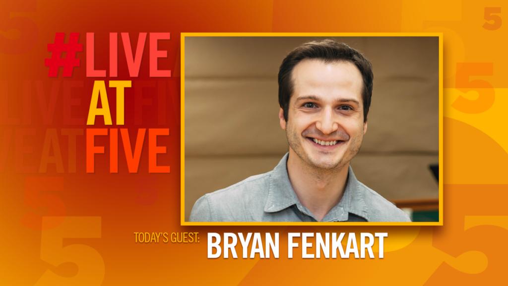 Still - Live at Five - Bryan Fenkart