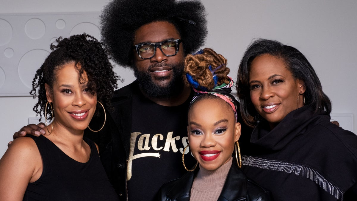 Dominique Morisseau - Ahmir Questlove Thompson - Camille A. Brown - and Kamilah Forbes- Photo by Nicola Goode