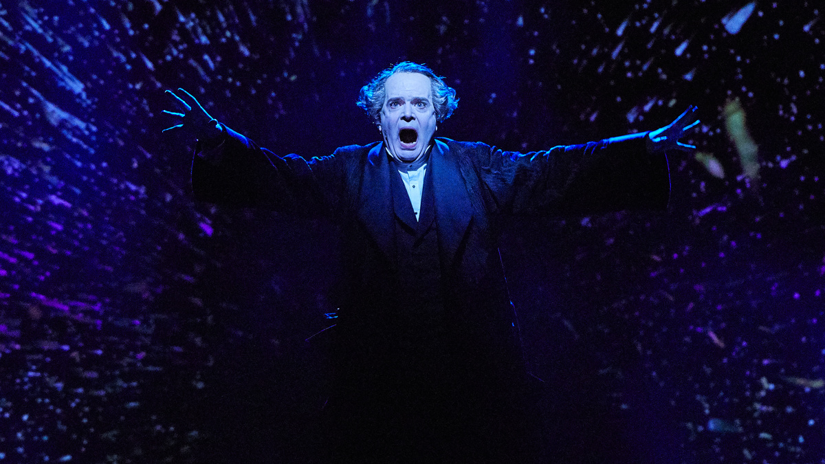Jefferson Mays - A Christmas Carol - 11/20 - Chris Whitaker