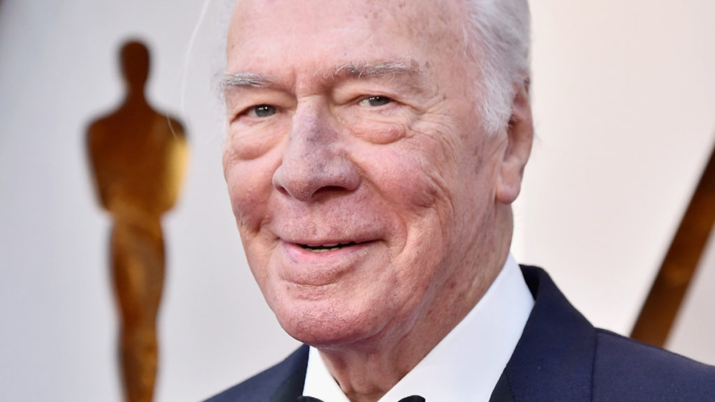 Christopher Plummer - 2/21 - Frazer Harrison/Getty Images