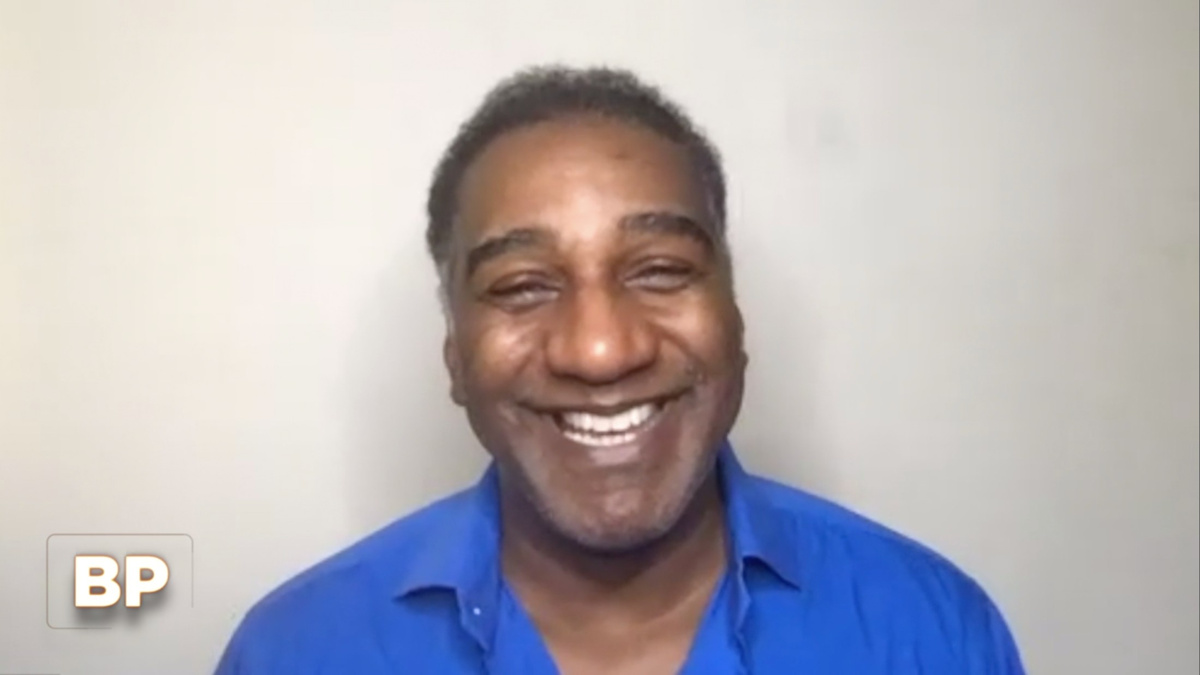 WI - Norm Lewis -Broadway Profiles - 3/21