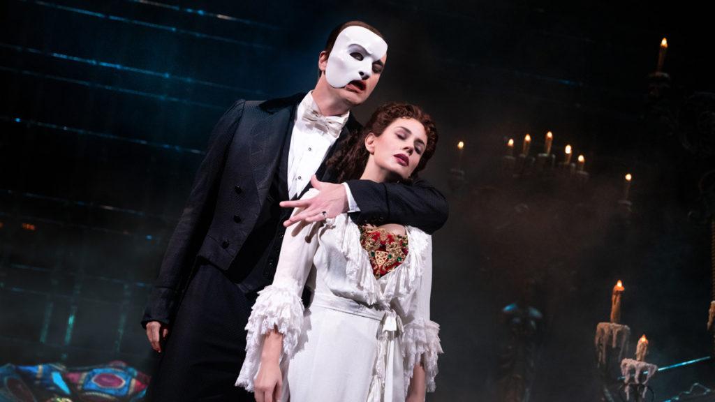 Show Photos - The Phantom of the Opera - 12/19 - Ben Crawford - Meghan Picerno - Photo: Matthew Murphy