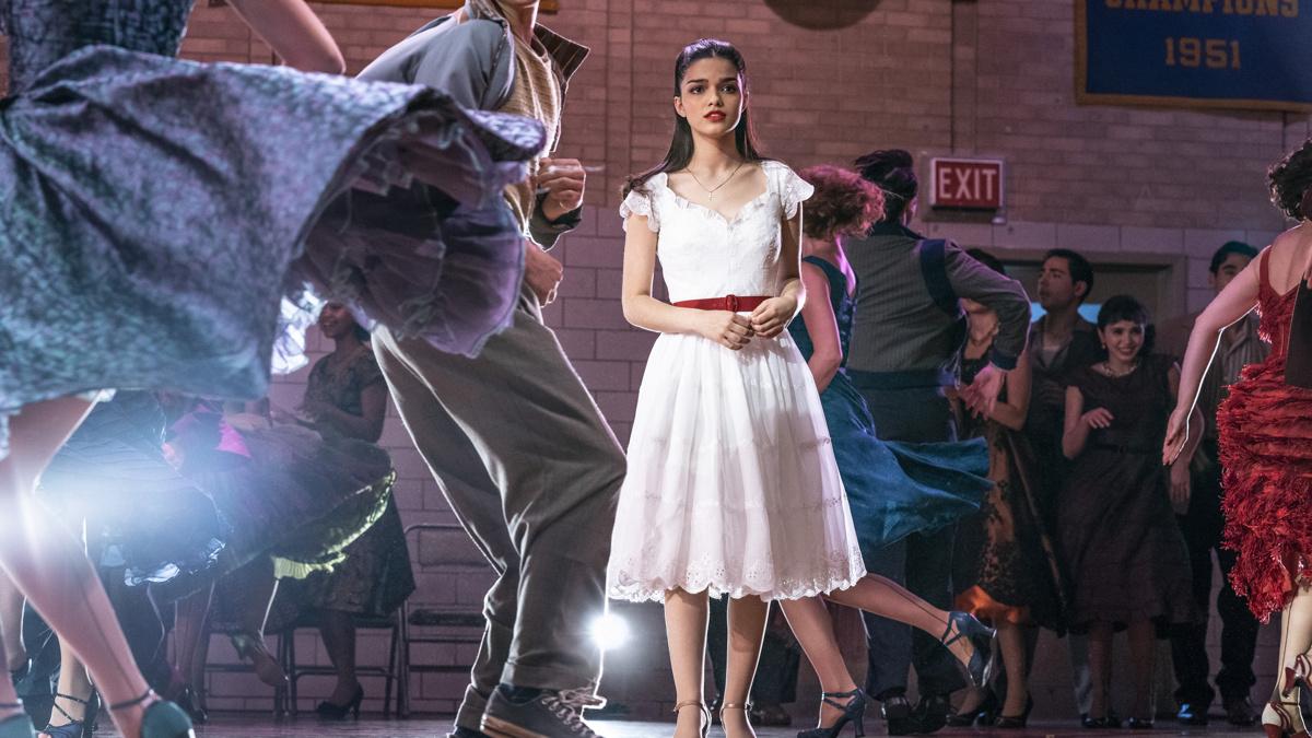 West Side Story Film - Rachel Zegler - 03/20 - NIKO TAVERNISE/TWENTIETH CENTURY STUDIOS