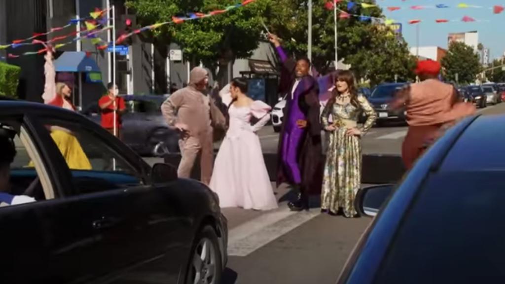 WI - Cinderella Crosswalk Musical - James Corden - Camila Cabello - Billy Porter - Idina Menzel