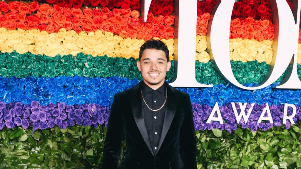 Tony Awards 2019 - Arrivals - Emilio Madrid-Kuser